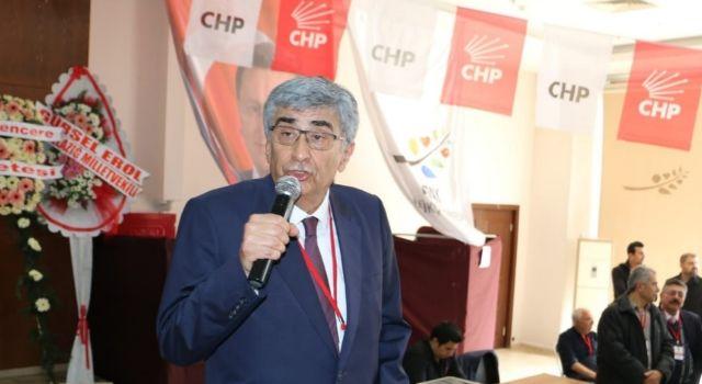 "CHP İl Başkanı: ""Vatandaş Her Gün Biraz Daha Fazla Perişan"""