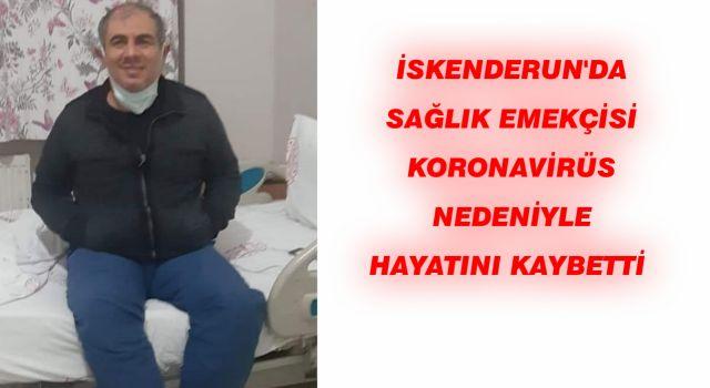 Sağlık emekçisi Atılım Köker korana nedeniyle hayatını kaybetti