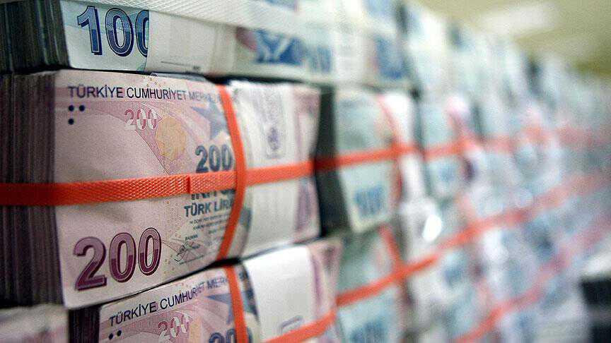Bankacılık sektörü toplam kredi hacmi azaldı