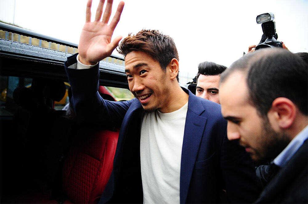 Kagawa transferinde işler karıştı! Beşiktaş, İstabul'a getirdi...
