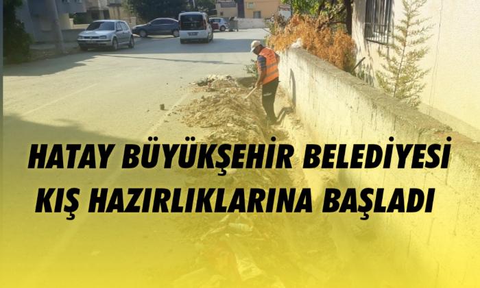 HBB KIŞ HAZIRLIKLARINA BAŞLADI