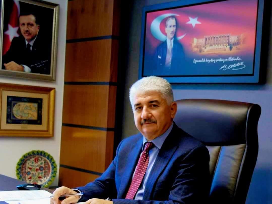 """Milletvekili Türkoğlu'ndan """"İLKKURŞUN"""" Mesajı"""