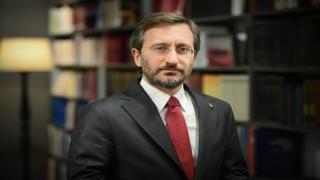 Cumhurbaşkanlığı İletişim Başkanı Fahrettin Altun'dan 10 Ocak Çalışan Gazeteciler Günü mesajı