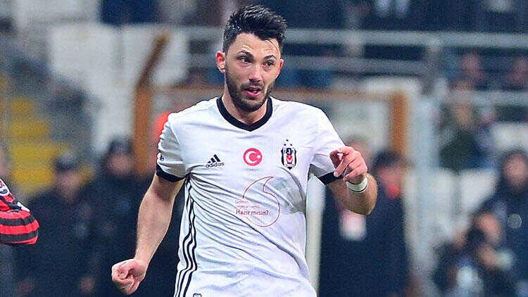 Tolgay Arslan, Beşiktaş'a veda etti