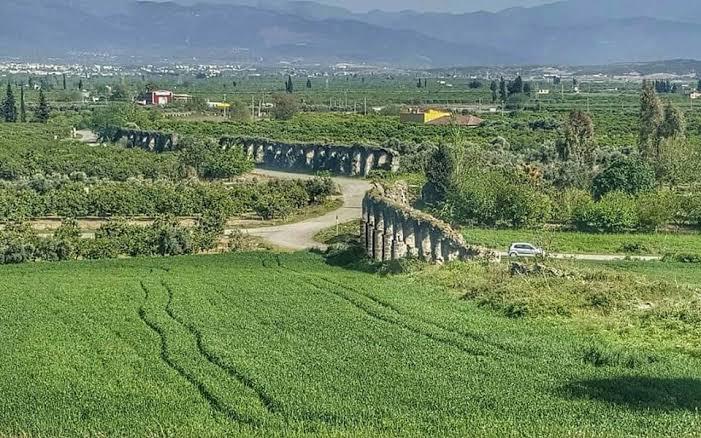 İsos Antik Kenti, Erzin İssos Harabeleri