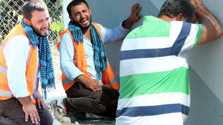 Adana'da feci olay! Cansız bedeninin etrafında sinir krizi geçirdiler
