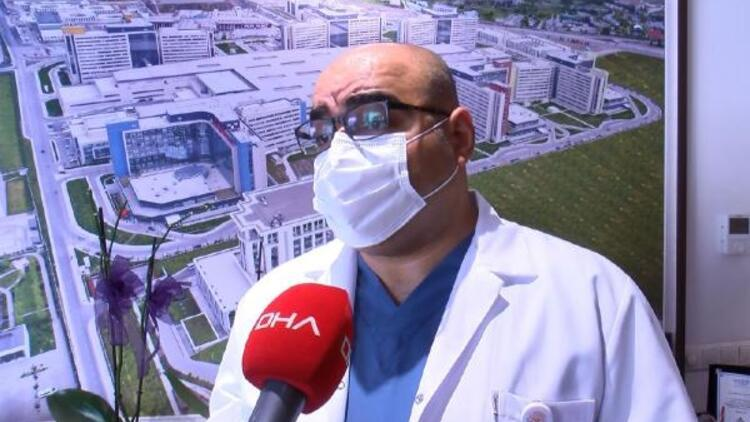 Ankara Şehir Hastanesi Başhekimi: Covid-19 başvuruları 4'te bire düştü