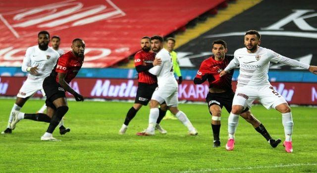Gaziantep FK - Hatayspor Maç Sonucu Beraberlik