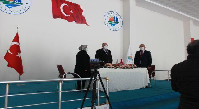 Dörtyol Belediye Meclisi 2021 Yılı 2. Meclis Birleşimini Yaptı