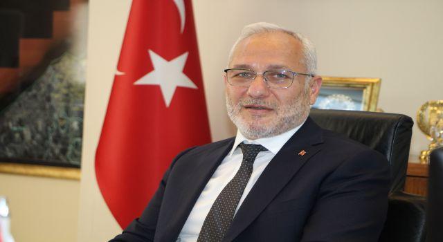 İskenderun Belediye Başkanı Fatih Tosyalı 19 Mayıs Mesajı