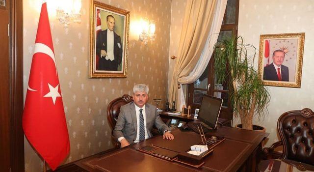 Vali Doğan'ın 19 Mayıs Atatürk'ü Anma, Gençlik ve Spor Bayramı Mesajı