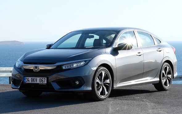 Honda Civic Sedan'da yeni yıl kampanyası