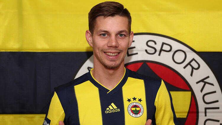 Fenerbahçe, Miha Zajc transferini duyurdu