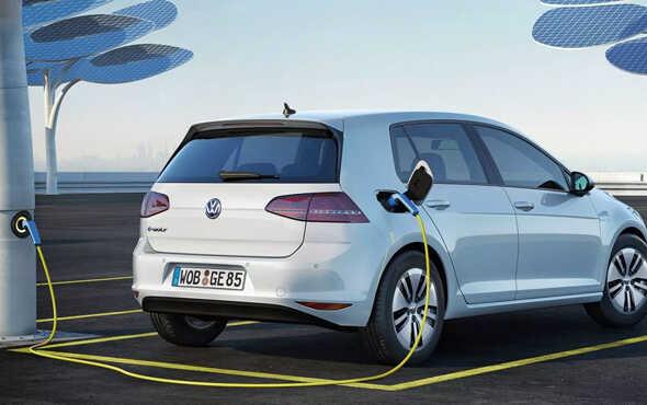 Volkswagen elektrikli araçların şarjı için harekete geçti