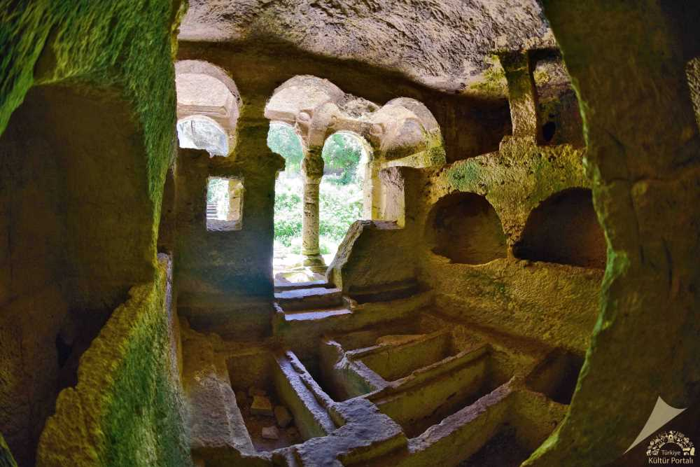 Titus Tüneli Ve Beşikli Mağara - Hatay