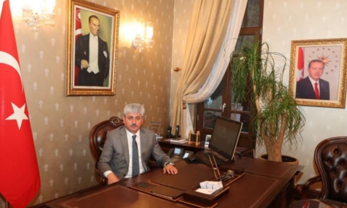 Hatay Valisi Rahmi Doğan, 29 Ekim Cumhuriyet Bayramını Kutladı