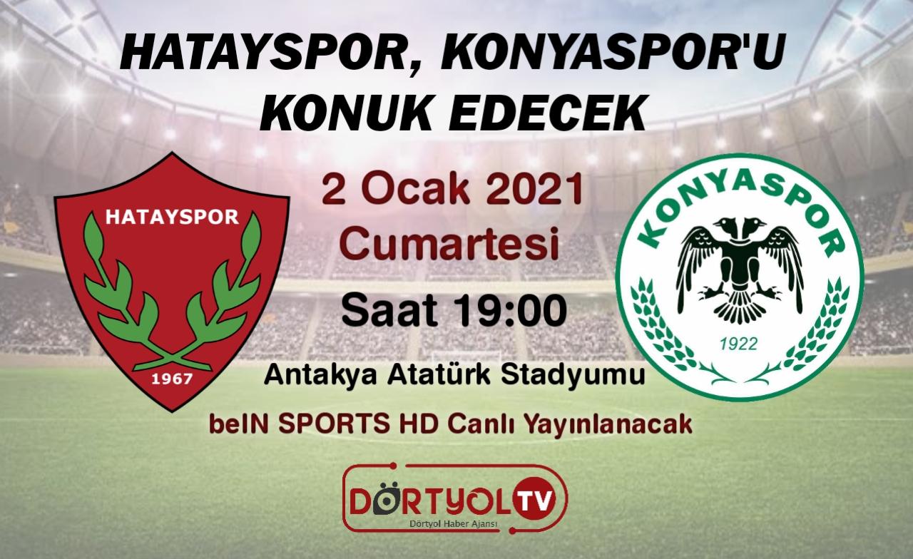 Hatayspor Konyaspor Maçı Karşılaşması